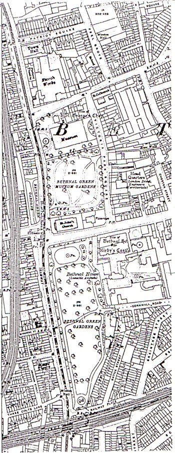 Bethnal Green 1916 - 155 KB